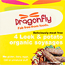 Dragonfly 4 Leek & Potato Organic Soysages 200g
