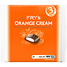 Fry's Orange Cream Chocolate Bar 3 Pack (3x49g)