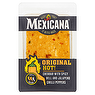 Ilchester Mexicana Original Hot! Cheddar with Bell and Jalapeno Chilli Peppers 200g