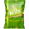 KETTLE Chips Sour Cream & Sweet Onion 150g