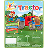 Billy Tractor Delicious Slices of Pork Sausage, Cured and Cooked 100g