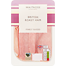 Waitrose & Partners British Roast Ham Finely Sliced 115g