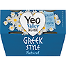 Yeo Valley Organic Greek Style Natural 4 x 120g (480g)
