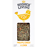 Higher Living Pineapple Ginger & Lemon Loose Leaf 75g