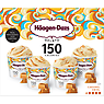 Haagen-Dazs Caramel Swirl Gelato Mini Cup Collection 4 x 95ml