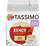 Tassimo Kenco Flat White Coffee Pods x8