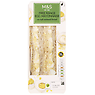 M&S Free Range Egg Mayonnaise Sandwich On Oatmeal Bread