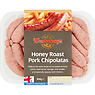 Westaways Honey Roast Pork Chipolatas 908g