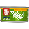 The Reel Fish Co Maldives Pole & Line Tuna Chunks in Sunflower Oil 185g