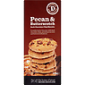 House of Dorchester Pecan & Butterscotch Dark Chocolate Chip Biscuits 150g