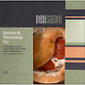 Delisante Salmon & Watercress Pie 220g