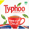 Typhoo One Cup Decaf 80 Foil Fresh Teabags 160g