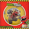 Dreamworks Dinotrux Party Cake