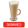 Costa Coffee Caffe Latte (Skimmed Milk)