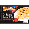 Ocean Pearl Sesame Prawn Toast 360g (24 Pieces)