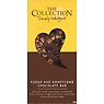The Collection Fudge and Honeycomb Chocolate Bar 125g