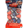 Disney-Pixar Cars2 Bonbon Buddies 10 Milk Chocolate Tree Decorations 125g