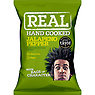 Real Handcooked Jalapeno Pepper Flavour Potato Crisps 35g