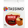 Tassimo Kenco 100% Colombian Coffee Pods x16