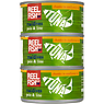 The Reel Fish Co Maldives Pole & Line Tuna Chunks in Sunflower Oil 3 x 185g
