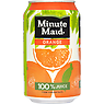 Minute Maid Orange 100% Juice from Concentrate 330ml