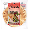 Dina Paninette 5 Large White Bread Wraps