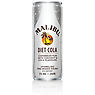 Malibu Rum & Diet Cola Mixed Drink 250ml