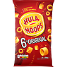 Hula Hoops Original Potato Rings 6 x 24g