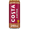 Costa Coffee Caramel Latte 250ml Can