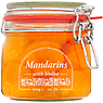The Wooden Spoon Preserving Company Mandarins with Vodka 600g