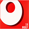 Oxo Beef Stock Cubes 18