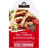 Mr Crumb Premium Pork, Cranberry & Chestnut Stuffing 225g