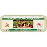 Poplars Farm Twelve Free Range Eggs Medium