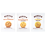 Border Biscuits 3 Variety Mini Pack Assortment Butterscotch Crunch