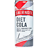 Smirnoff Red Label Vodka and Diet Cola 250ml Ready to Drink Premix Can