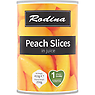 Rodina Peach Slices in Juice 410g