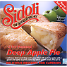 Sidoli of Shrewsbury 12 Pre-Portioned Deep Apple Pie