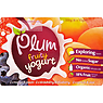 Plum Baby Organic Fruity Yogurt (6 x 55g)