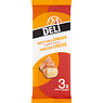 Deli 24 Sweet Chilli Chicken Wrapped Around Cheddar Cheese 3 Single Snacks 75g