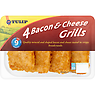 Tulip 4 Bacon & Cheese Grills 290g