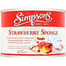 Simpson's Strawberry Sponge 300g