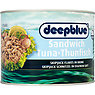 Deepblue Sandwich Tuna Skipjack Flakes in Brine 1880g