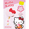 Hello Kitty Tutti Frutti Flavour Ice Cream Lollies 4 x 60ml