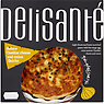 Delisante Mature Cheddar and Onion Quiche 400g