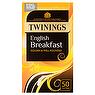 Twinings English Breakfast Tea Bags 125g
