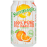 Sunmagic 100% Pure Still Orange Juice 330ml