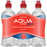 Aqua Twist Sport 100% Natural Mineral Water 6 x 750ml