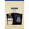 Martell VS Fine Cognac 70cl & Two Glass Gift Pack