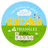 Dairylea Light Cheese Triangles 8 Pack 125g