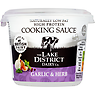 Quark The Lake District Dairy Co. Garlic & Herb Cooking Sauce 200g
